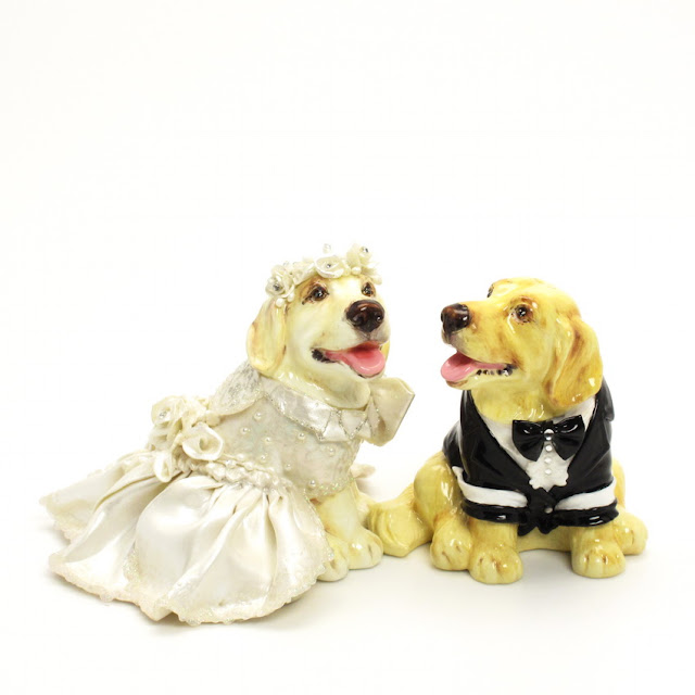 Wedding Gifts For Dog Lovers: Golden Retriever Dog Lover Gifts: Golden Retriever Wedding