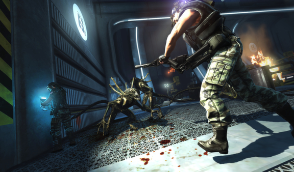 Aliens Colonial Marines Full Version