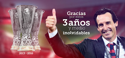 Despedida Unai Emery