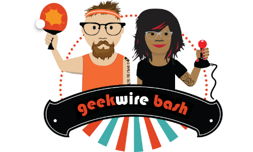 Geekwire Bash will be held on March 15, 2017.