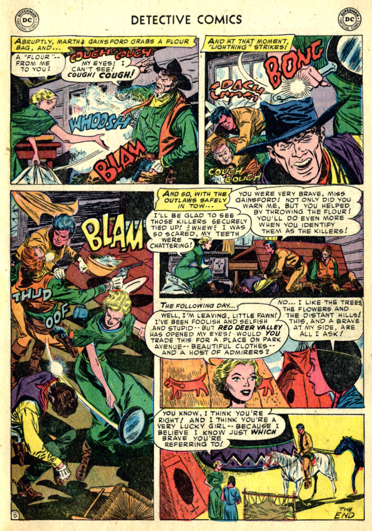 Detective Comics (1937) 192 Page 40