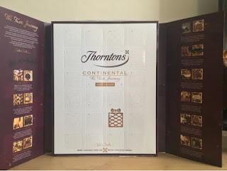 Thorntons Continental Chocolate Advent Calender
