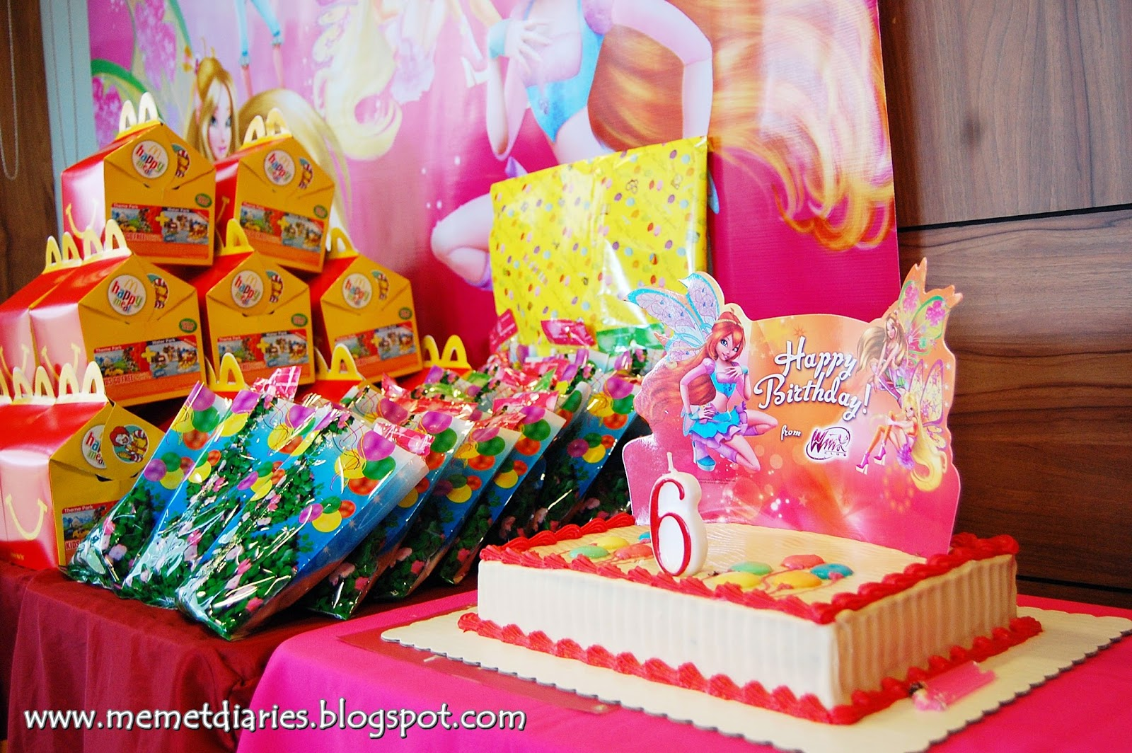 Home Decoration Games For Adults Colourful Kiddie Party At Mcdonald S The Memet Diaries