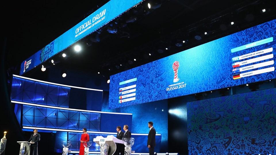 Sorteo de la Copa Confederaciones Rusia 2017; México enfrentará a Portugal, Rusia y Nueva Zelanda dentro del Grupo A   Ximinia