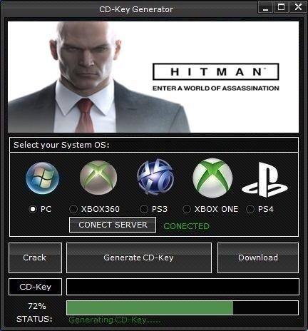 Hitman Key