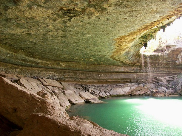 Hamilton Pool, Texas, USA world most amazing places