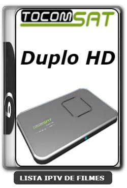 Tocomsat Duplo HD Nova Atualização Modificada SKS 61w ON - 17-03-2020