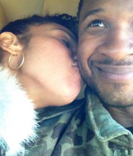Usher Has Herpes? STD? Grace Miguel