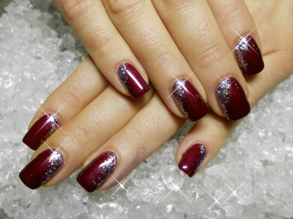 new year nail art designhttp