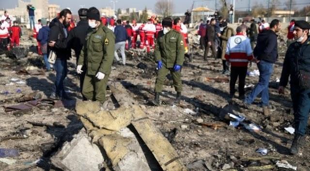176 kişinin hayatını kaybettiği uçak hangi ülkeye kime aittir?