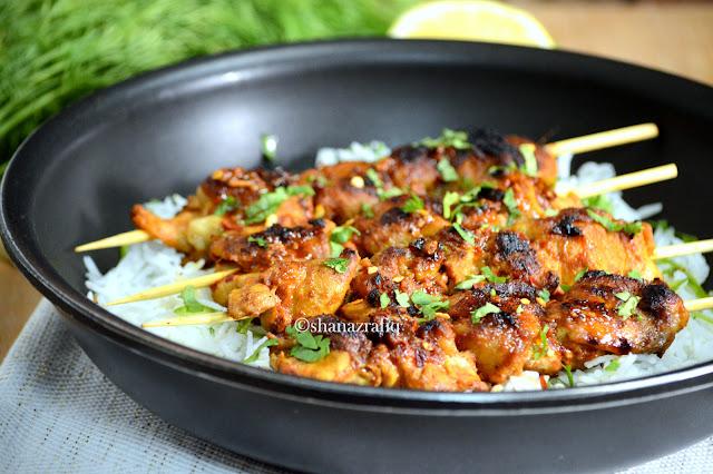 Peruvian Grilled Chicken