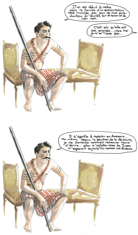 Proust et les Achuar