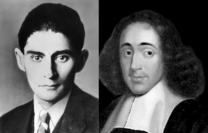 Citaten Spinoza Kring : Benedictus de spinoza franz kafka  en spinoza