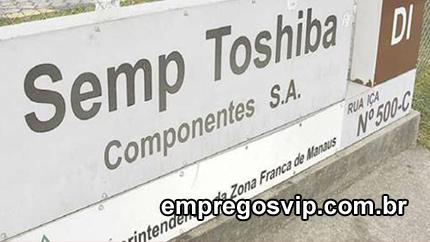Vagas de emprego TCL Semp Toshiba