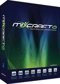 Acoustica Mixcraft 6 + Serial Number | Free Download For All