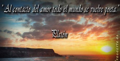 Frases de amor - Platón