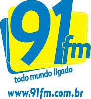 Rádio 91 FM de Leme ao vivo