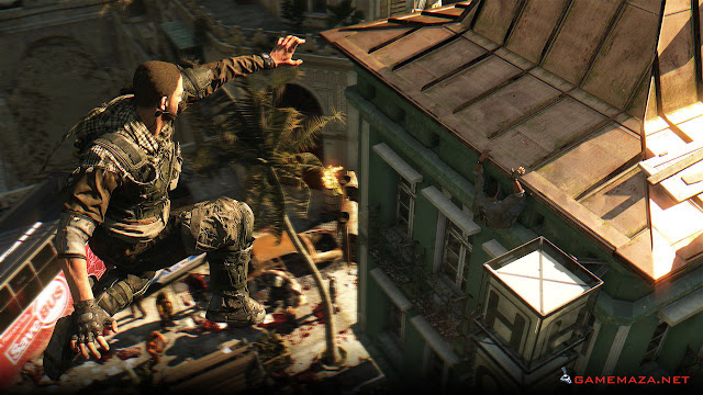 Dying Light The Following Gameplay Screenshot 3