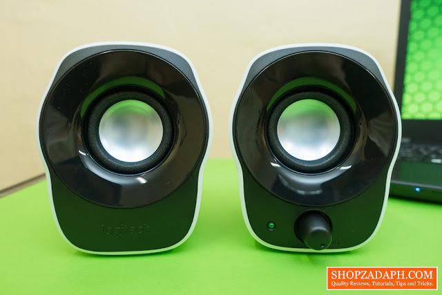 logitech z120 speaker review