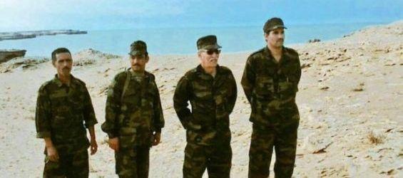 La Mauritanie provoque le Maroc en laissant le président du polisario s'affichant à la frontière Marocaine