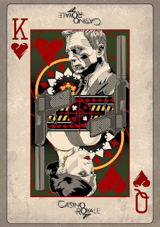James Bond Cards
