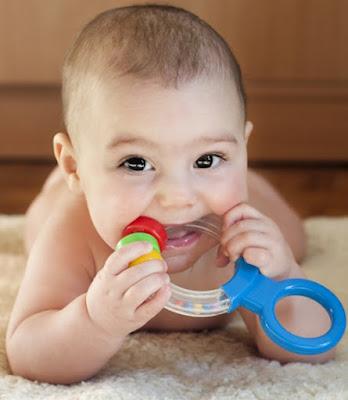 Bebeklerin Diş Çıkarma Süreci