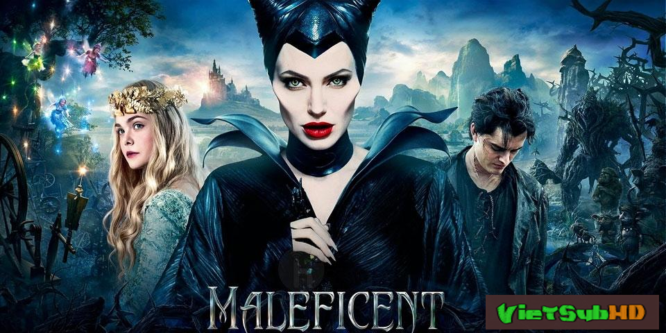 Phim Tiên hắc ám VietSub HD | Maleficent 2014