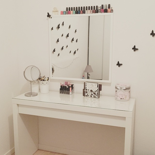coiffeuse diamant with coiffeuse ikea. Black Bedroom Furniture Sets. Home Design Ideas