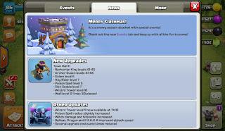 IMG 20161219 210302 Update terbaru Clash Of Clan Hari Raya Natal Desember 2016