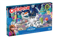 frozen operation