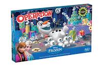 frozen operation