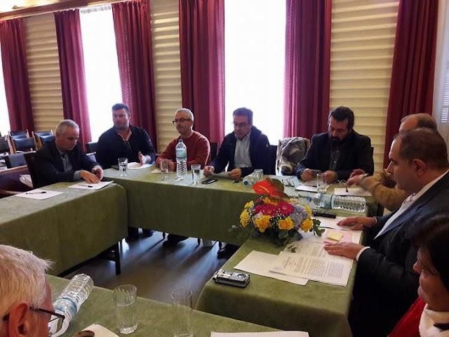 Ο Αντώνης Καλοθέου εξελέγη Γενικός Γραμματέας της Ομοσπονδίας Εμπορικών Συλλόγων Πελοποννήσου & Νοτιοδυτικής Ελλάδος