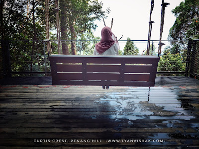 review curtis crest , the habitat penang hill , bukit bendera