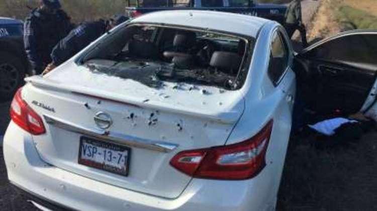 Tras enfrentamiento abaten a sicarios que ejecutaron a coordinador de la Policía Municipal de Ahome, Sinaloa