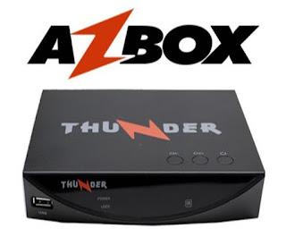 Resultado de imagem para AZBOX THUNDER EM ÍCARO XF5001