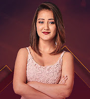 Roshmi Banik Bigg Boss 12 Contestant Photo