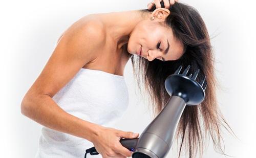 como secar el pelo para que tenga mas volumen