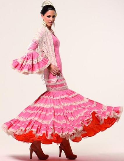 De Trajes El Corte Natural Inglés Flamenca Moda Mente 0O8wknP
