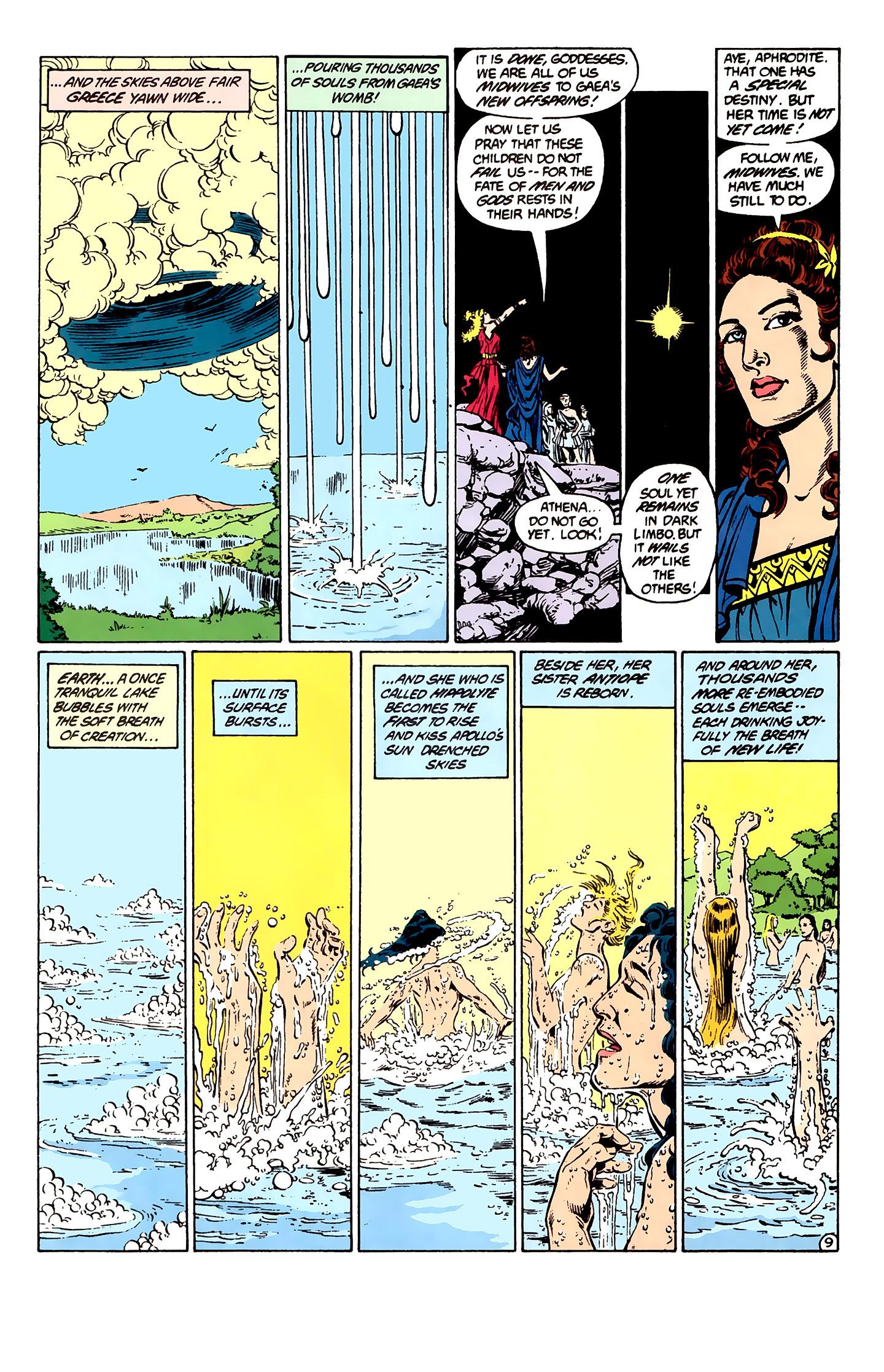Read online Wonder Woman (1987) comic -  Issue #1 - 11