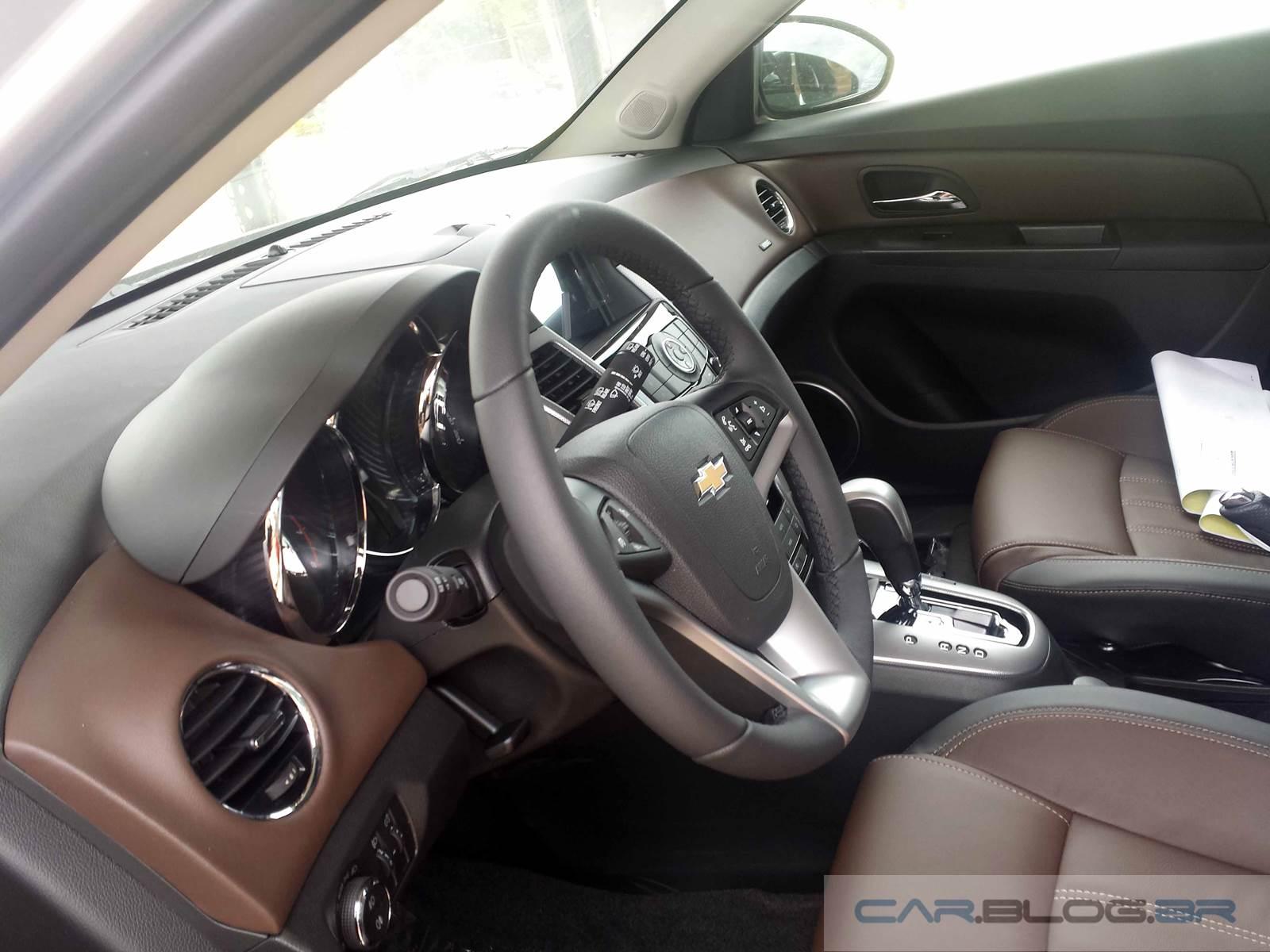 Chevrolet Cruze Hatch Ltz 2015 Pre O E Especifica Es Car Blog Br