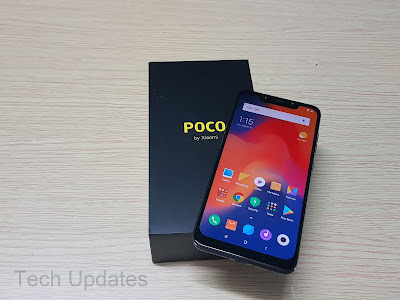 Poco F1 Photo Gallery & First Look