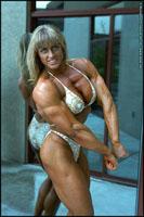 Female Bodybuilder Joanne Lee