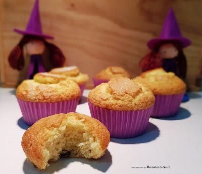 Madalenes, cuina per nens, cuina facil, madalenas, blog de cuina per nens