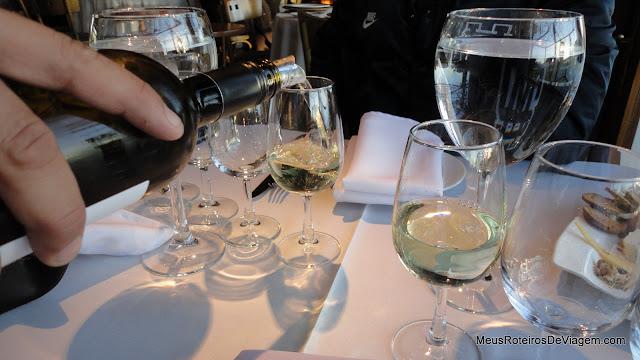 Degustação de vinhos na Bodega Bouza - Montevidéu, Uruguai