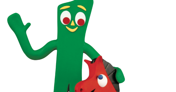Discussions Magazine Music Blog Gumby And His Pony Pal