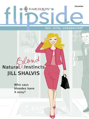 Book Review: Natural Blond Instincts, by Jill Shalvis