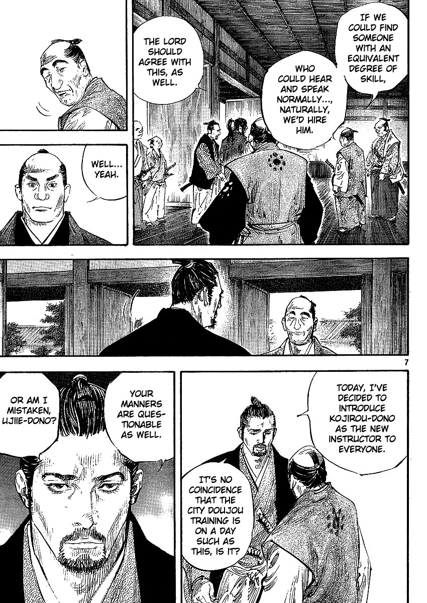 Vagabond Vol. 34 Ch.300: The Future of Our Freedom