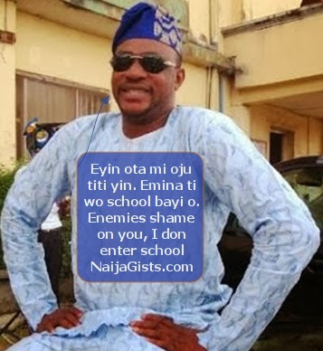 is odunlade adekola from ekiti ogun state