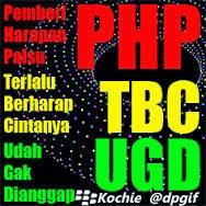 bbm kata php in