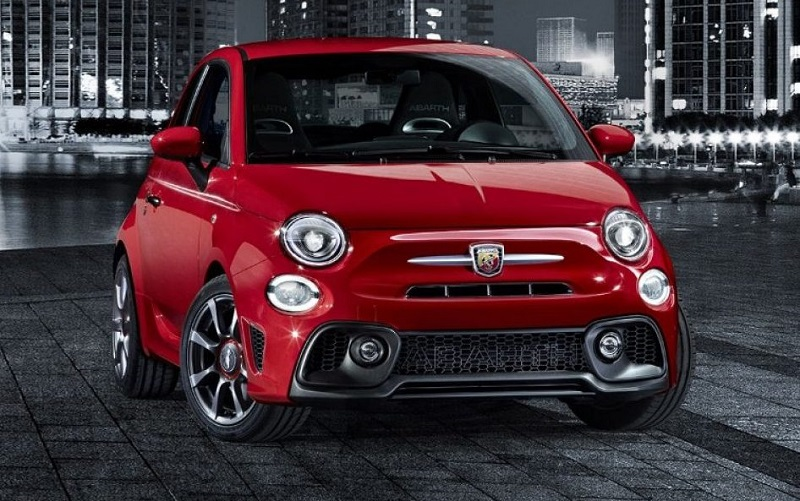 Refreshed 2017 Abarth 595 Unveiled! | Fiat 500 USA